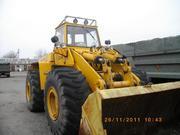 Продаем фронтальный погрузчик Hanomag C66,  г/п 7 тонн, 1992 г.в.