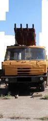 Универсальная отделочная машина UDS 114 на шасси TATRA 815,  1987 г.в.