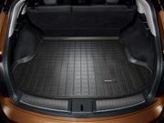 Коврик в багажник Infiniti QX56 2004- (Weathertech) черный,