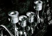 ремонт двигателя, замена ремней роликов.