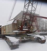 Продаем гусеничный кран МКГ-25БР,  25 тонн,  1983 г.в.