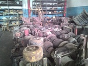Продаем запасные части гусеничного крана МКГ-16(КГ-12М)